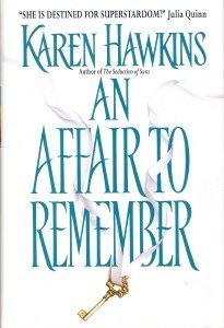 An Affair to Remember: Karen Hawkins