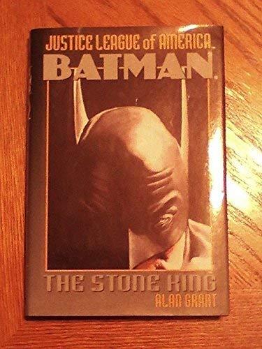 9780739428467: Batman: The Stone King