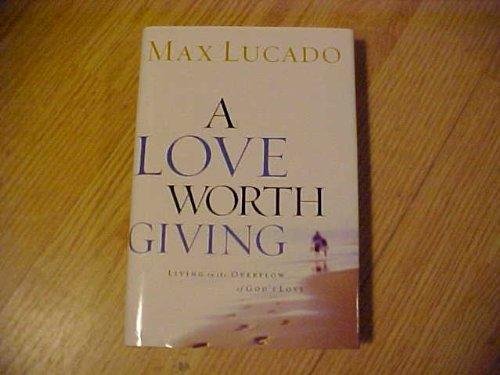 9780739428603: A Love Worth Living