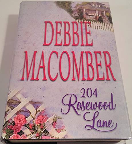 9780739429372: 204 Rosewood Lane (Cedar Cove, Book 2)