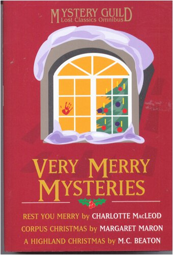 9780739429709: Very Merry Mysteries