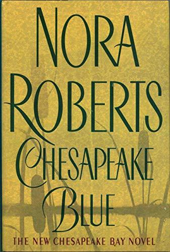 9780739430415: Chesapeake Blue (Large Print) [Gebundene Ausgabe] by Roberts, Nora