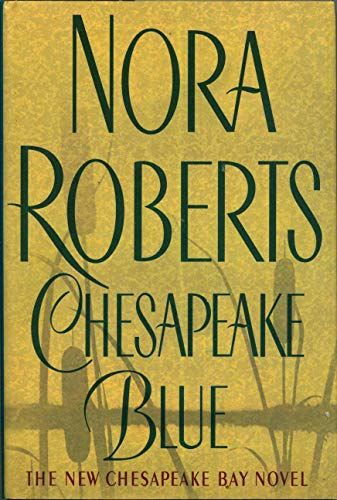 9780739430415: Chesapeake Blue (Large Print)