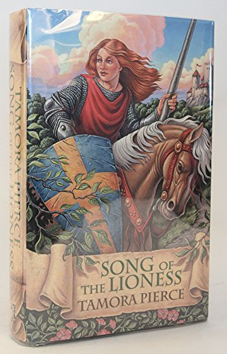 9780739431047: Song of the Lioness [Hardcover] by Pierce, Tamora