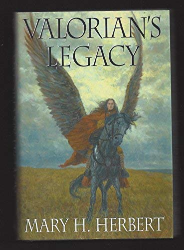9780739433041: Valorian's Legacy (City of the Sorcerers and Winged Magic)