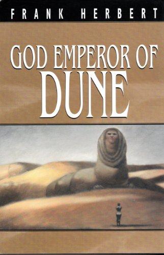 9780739433911: God Emperor of Dune, Book Club Edition