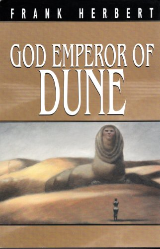 9780739433911: God Emperor of Dune, Book Club Edition