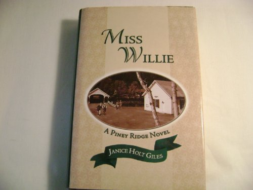9780739434239: Miss Willie LARGE PRINT