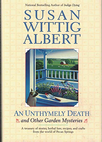 9780739434987: An Unthymely Death and Other Garden Mysteries