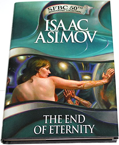 9780739435571: The end of eternity (Science Fiction Book Club 50th Anniversary Collection) b...