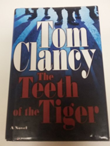 The Teeth of the Tiger (Large Type): Clancy, Tom