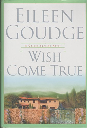 9780739435809: Wish Come True (A Carson Springs Novel) (Doubleday Large Print Home Library Edition.)