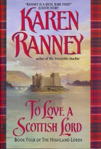 9780739435953: To Love a Scottish Lord (The Highland Lords, Book Four of The Highland Lords)