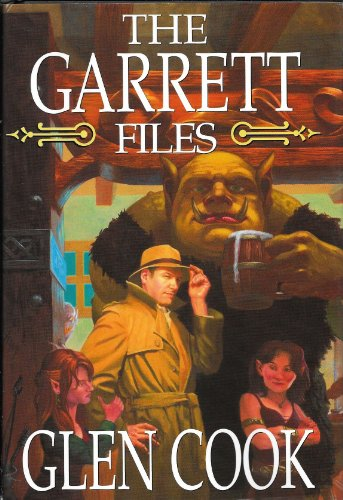 9780739436097: The Garrett Files (omnibus of Sweet Silver Blues, Bitter Gold Hearts and Cold Copper Tears)