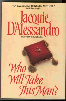 9780739437520: Who Will Take This Man? [Hardcover] by