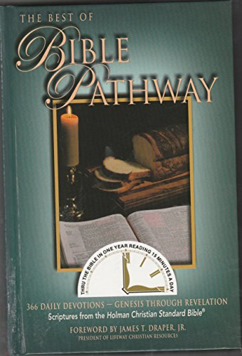 9780739438046: The Best of Bible Pathway: 366 Daily Devotion- Genesis Through Revelation