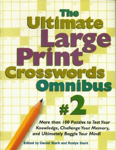 9780739438152: The Ultimate Large Print Crosswords Omnibus #2 (#2)