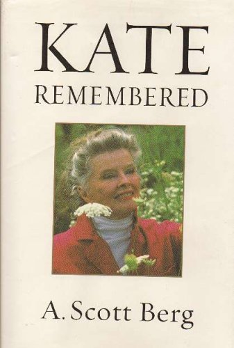 9780739438473: Kate Remembered (AUTHOR SIGNED FIRST EDITION)