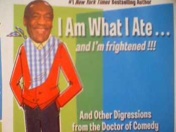 9780739439142: I Am What I Ate...and I'm frightened!!! And Other Digressions from the Doctor of Comedy (Large Print Edition) Edition: Reprint