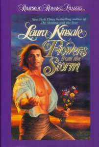 9780739439258: Flowers From the Storm (Rhapsody Romance Classics)