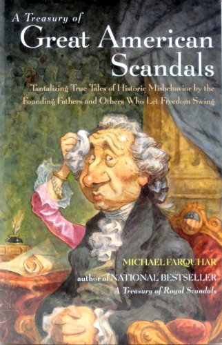 9780739439579: Treasury of Great American Scandals