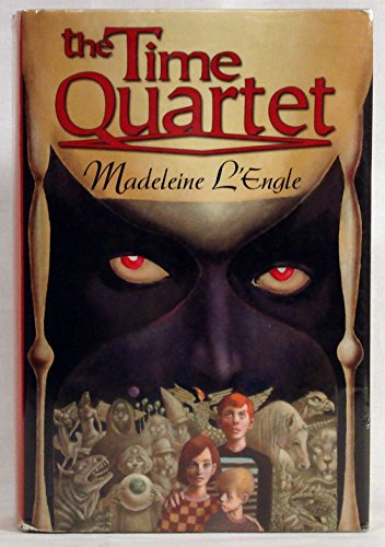 9780739439708: The Time Quartet (A Wrinkle in Time, A Wind in the Door, A Swiftly Tilting Planet, Many Waters)