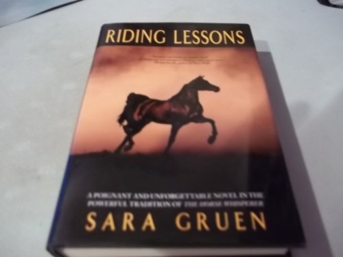 9780739439821: Riding Lessons
