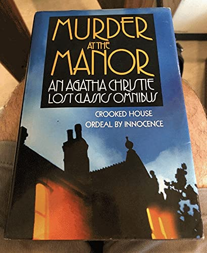 9780739440421: Murder at the Manor: An Agatha Christie Lost Classics Omnibus