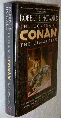 9780739440810: The Coming of Conan: The Cimmerian
