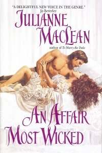9780739440834: An Affair Most Wicked [Hardcover] by