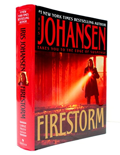 9780739442418: Firestorm - Large Print Edition