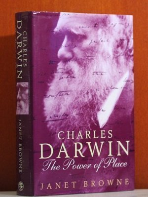 9780739442777: Charles Darwin the Power of Place, Vol II of a Biography