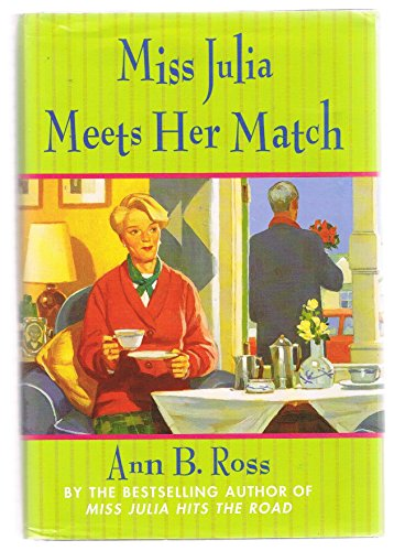 9780739442869: Miss Julia Meets Her Match - Large Print Edition