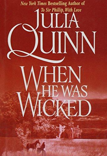9780739443767: WHEN HE WAS WICKED BY (QUINN, JULIA)[AVON BOOKS]JAN-1900