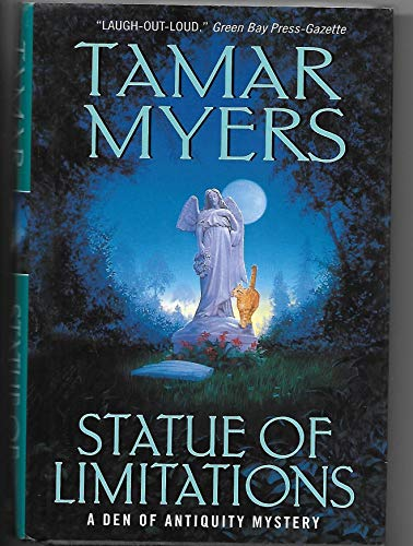 Statue of Limitations.First Hardback Edition in Dustjacket: Myers, Tamar