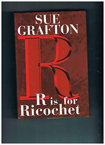 9780739444283: 'r' Is For Ricochet - A Kinsey Millhone Mystery - Large Print Edition