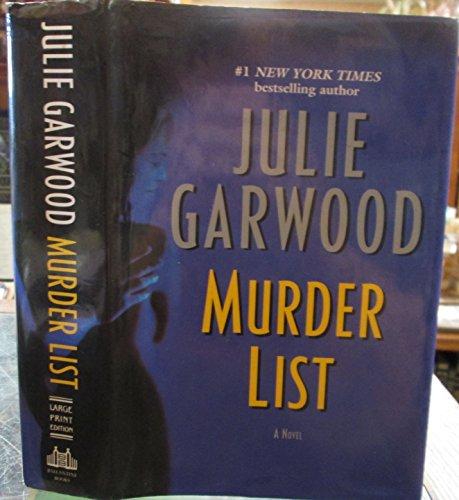 9780739445815: Murder List (Large Print Edition) [Gebundene Ausgabe] by Julie Garwood
