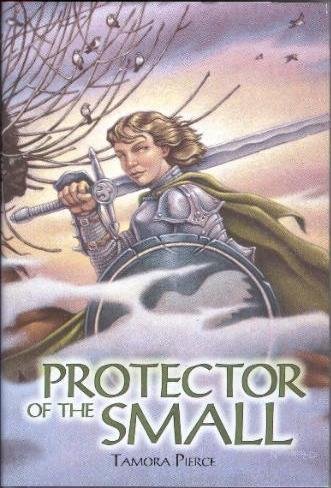 9780739446980: Protector of the Small First Test; Page; Squir; Lady knight