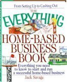 9780739449370: The Everything Home-Based Business Book