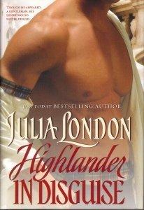 Highlander in Disguise: London, Julia