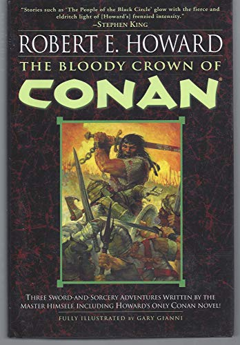 9780739449714: The Bloody Crown of Conan (Conan the Barbarian)