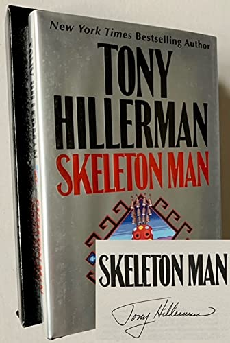 Skeleton Man: Tony Hillerman