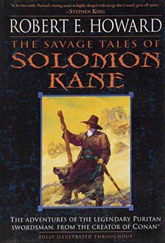 9780739450338: The Savage Tales of Solomon Kane [Hardcover] by