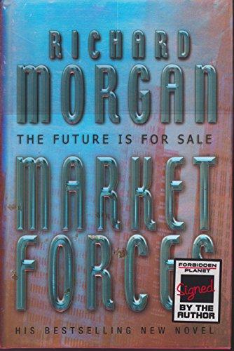 9780739450604: Market Forces [Gebundene Ausgabe] by Morgan , Richard