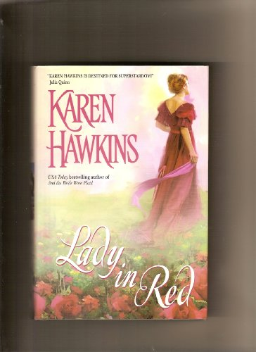 9780739450659: Lady in Red [Hardcover] by Karen Hawkins