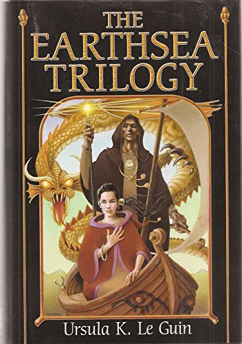 The Earthsea Trilogy: A Wizard Of Earthsea;: Ursula K. Le