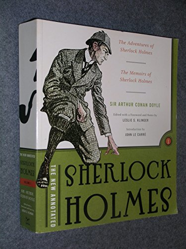 9780739453049: The New Annotated Sherlock Holmes Volume 1