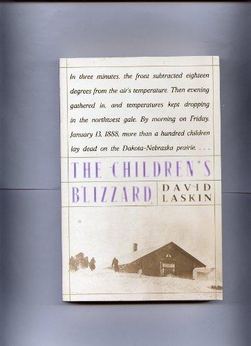 9780739453674: The Children's Blizzard [Taschenbuch] by Laskin, David
