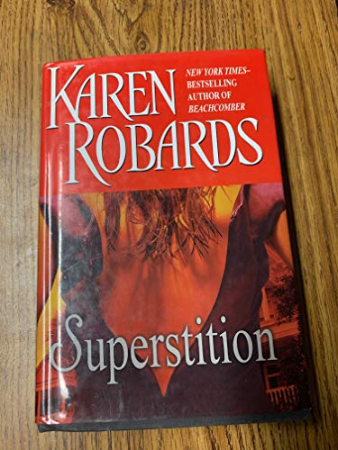 Supersition (large print) (0739453696) by Robards, Karen