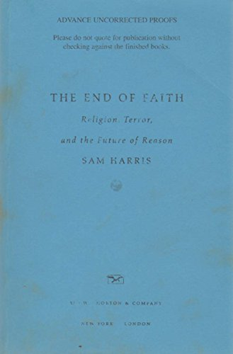 9780739453797: The End of Faith